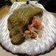 ずわい蟹の蟹味噌焼きは旬介の人気メニューです。