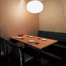 ■夜のご接待に。完全個室と上質な酒