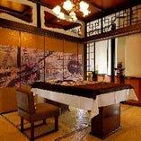 内装や調度品・器に至るまで異国情緒あふれる古き良き横浜を再現