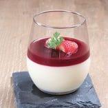 北海道クリームチーズ贅沢使用 レアチーズケーキ