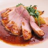 HIGAWARI シェフおすすめ肉料理