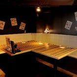 テーブル個室♪