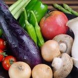 野菜のプロの目で厳選しております。