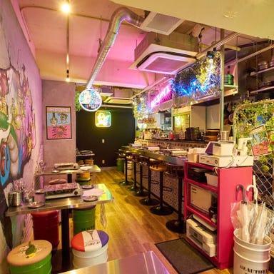 韓国食堂 キミニスパイス梅田店  店内の画像