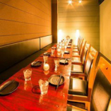 【個室】ゆったり使えるテーブル個室で肉宴会!