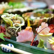 選べる鍋もついた最高級食べ放題コース!3H飲放付全10品「大和-YAMATO-コース」5,500円⇒4,400円(税込)
