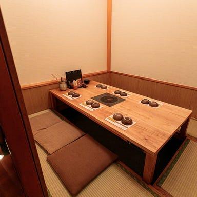 個室・しゃぶしゃぶ食べ放題 MA~なべや 千葉店 店内の画像