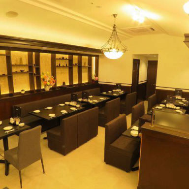 china cafe&restaurant 膳坊  店内の画像