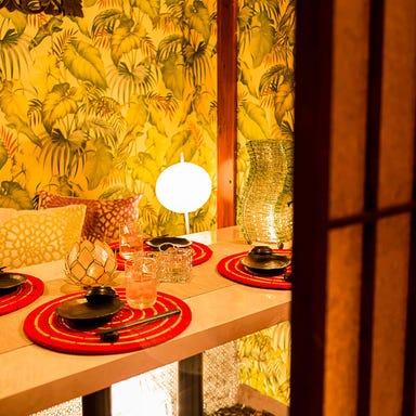 和牛すき焼き・塊肉-カタマリニク- 個室居酒屋 鳥昌 新橋店 店内の画像