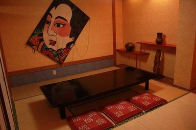 日本料理しみずや  店内の画像