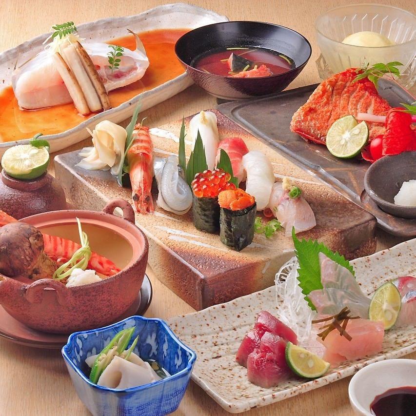 ◆特別なひと時を演出する会席料理