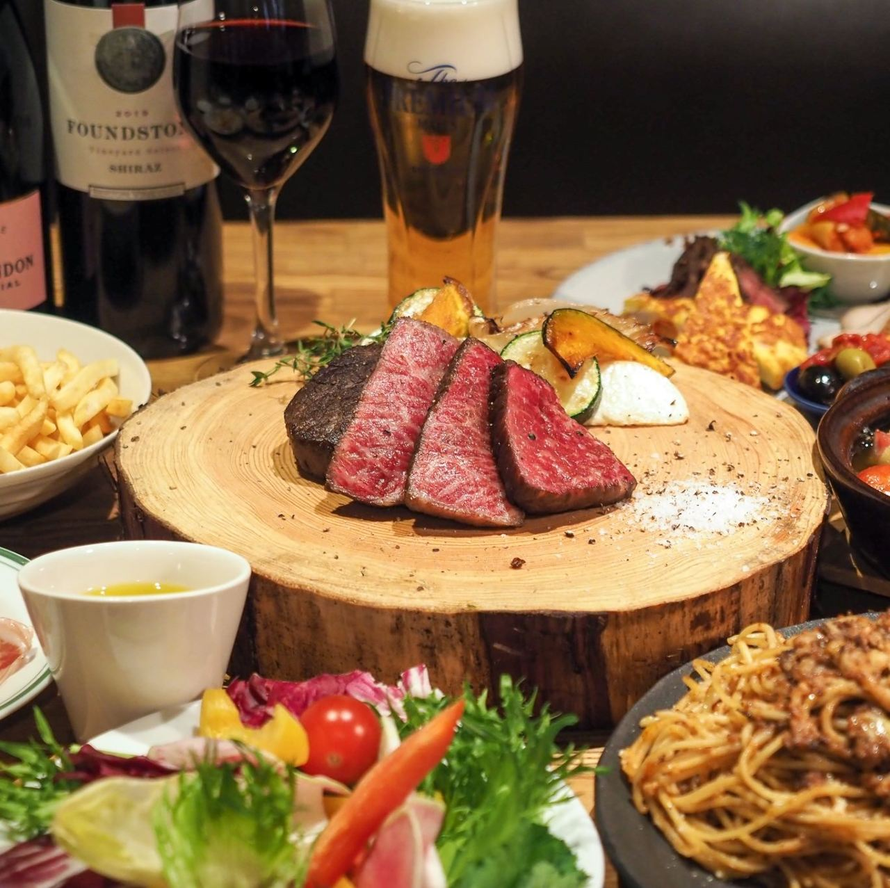 BEER&WINE 石山GRILL