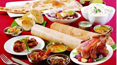 Siddhartha Palace 雪谷田園調布店  コースの画像