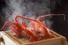 海鮮蒸し料理!