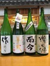 三重県の地酒をご用意しております。