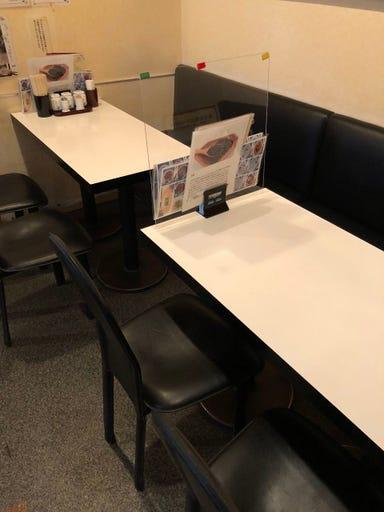 味王 中野店 店内の画像