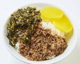 魯肉飯(台湾式 かけご飯)