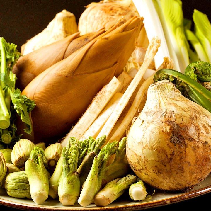 [藤沢産]季節限定!旬の新鮮野菜