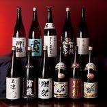 ■日本酒■ 各種銘柄取り揃えております
