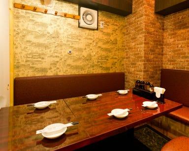 居酒屋 龍記 芝大門店 店内の画像