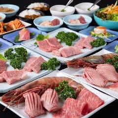 神户牛・个室烧肉 大长今-techangum- 东心斋桥店