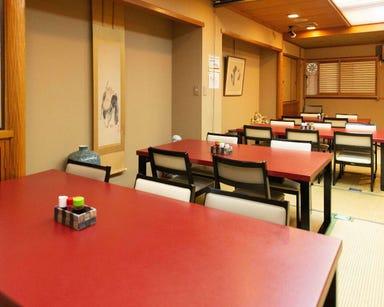 和創料理 くろ川  店内の画像