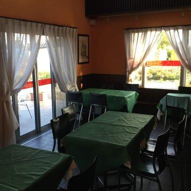 レストラン パザパ  店内の画像