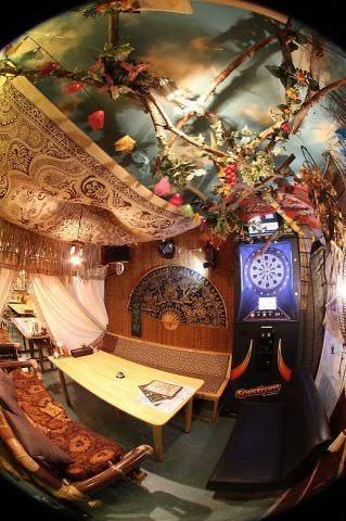 隠れ家×個室 カメハウス 京王永山店 店内の画像