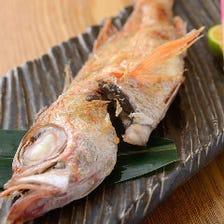 お寿司だけじゃない!一品料理も豊富