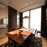<8階フロア>テーブル個室(~6名様)