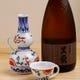 日本酒は少しからでも楽しんで いただける様、グラスでも用意