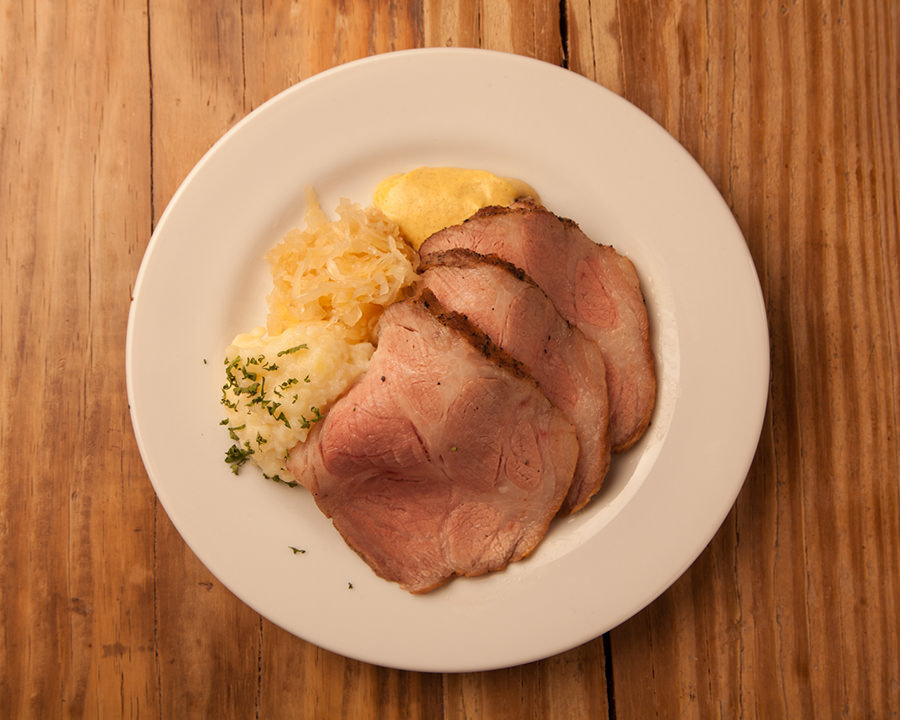 Porky's kitchen