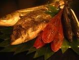 ◆新鮮な鮮魚◆