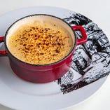 クワトロチーズの焼リゾット