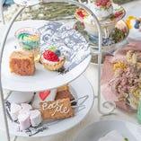 ◆デザート食後のデザートに◆ティーパーティーセットが人気