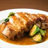 残業終わりや遅いディナーにがっつり食べて頂きたい!