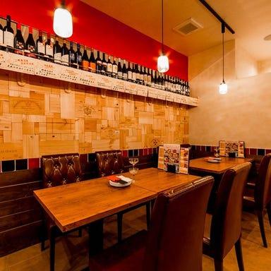 牡蠣&肉バル 北の国バル 上尾店 店内の画像