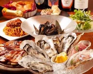 牡蠣&肉バル 北の国バル 上尾店 コースの画像