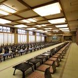 宴会場 グループや団体でのご利用に最適な空間