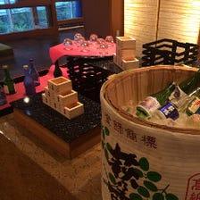 近江の地酒を多数ご用意しています!