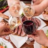 【一堂のワイン】 和食にも合うワインを各種ご用意しました