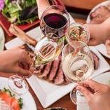 和食に合うワインも各種ご用意