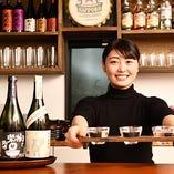 日本酒も各種ご用意しております