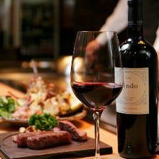 シェフが選ぶステーキに合うワイン