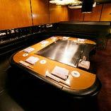 《ボックス席》個室感覚で使えるボックス席。(~7名様)