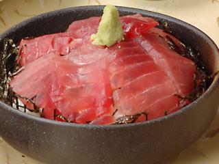 マグロとせいろ蒸し料理 勝浦 メニューの画像