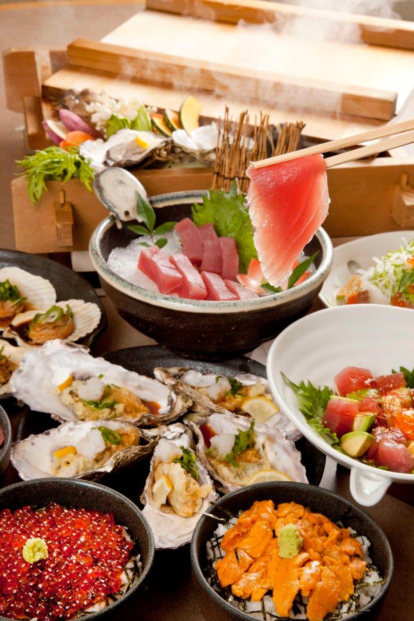 和歌山 牡蠣 食べ 放題