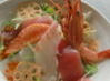 でかネタ!海鮮サラダ