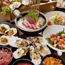 種類豊富な宴会コース、会席料理!