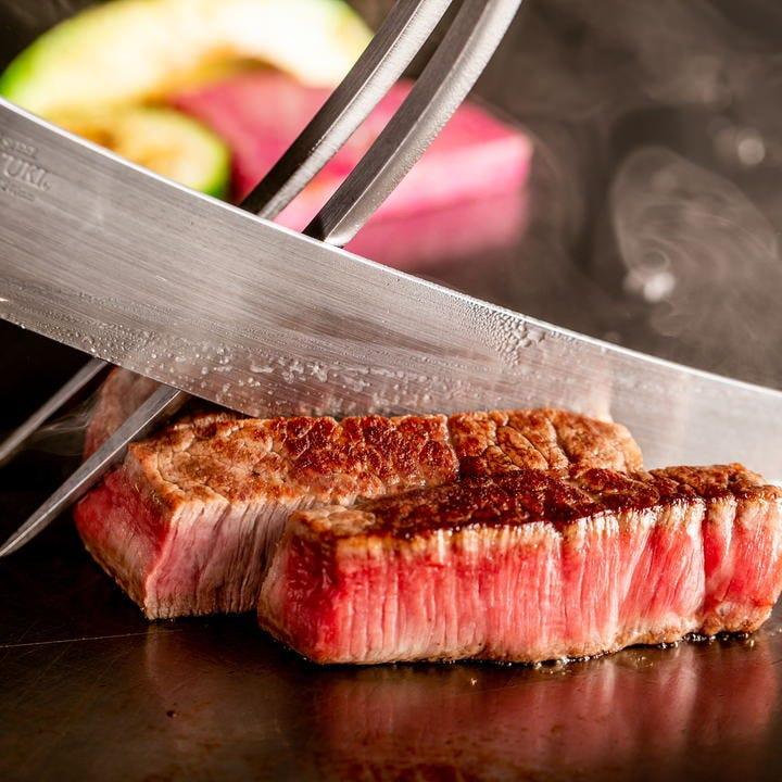 全てのお肉が最高級A5ランク黒毛和牛